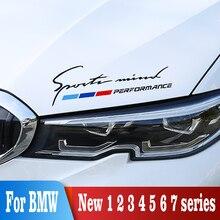 2 uds coche pegatina para BMW X5 E70 E53 F15 X3 F25 E83 X6 F16 E71 X1 F48 E84 X2 X4 F26 X7 M2 M3 M4 M5 M6 Accesorios