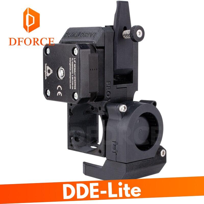 DFORCE جديد DDE-لايت مباشرة محرك الطارد-لايت ترقية عدة ل Creality3D Ender-3 CR-10S CR-10S برو سلسلة 3D طابعة