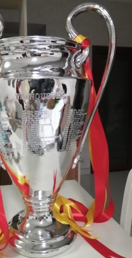 حجم كبير 2020 بايرن ميونخ كأس الكأس كأس 2020 الدوري حجم حقيقي نسخة طبق الاصل كأس الجوائز للأبطال