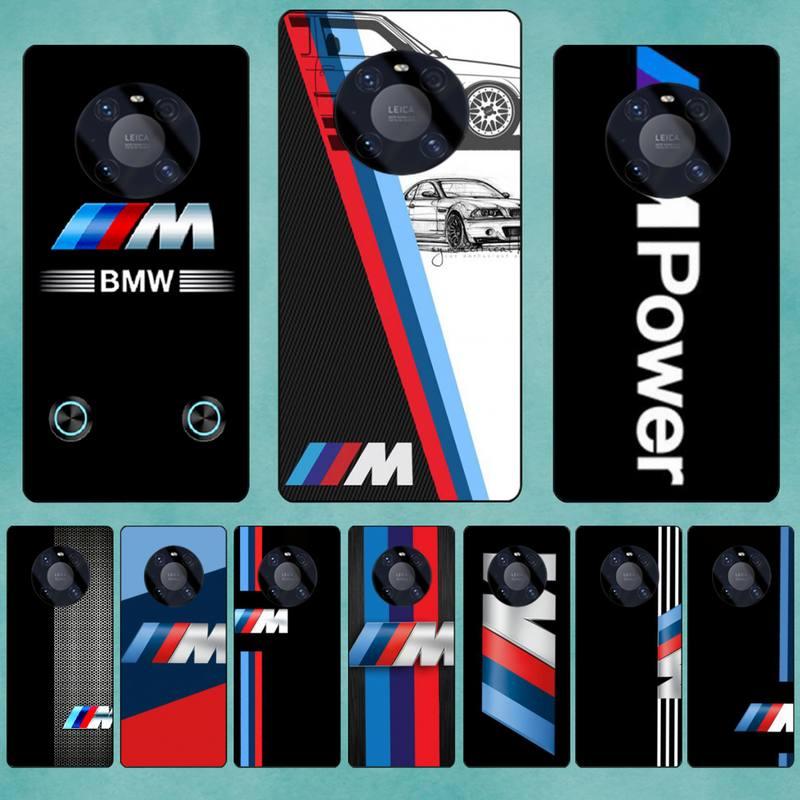 Superior Coche BMW Caja Del Teléfono párr funda Del Teléfono Para Huawei...
