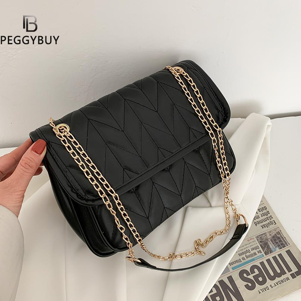 Кожаная сумка через плечо для женщин 2021, модная женская сумка, сумка на плечо, роскошная дизайнерская женская сумка и кошельки с ручкой