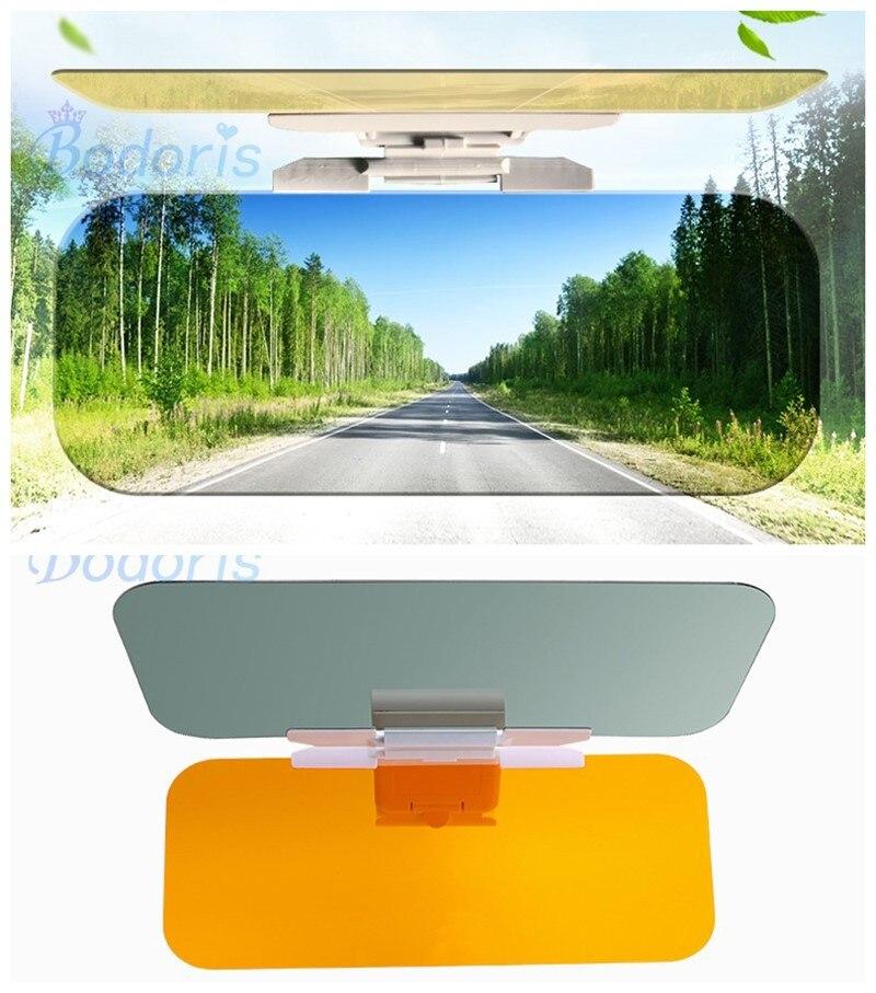 Für Toyota Land Cruiser LC 200 FJ150 FJ120 FJ100 HD Anti Glare Dazzling Goggle UV Blocker Tag Nacht Vision für clear View Visier