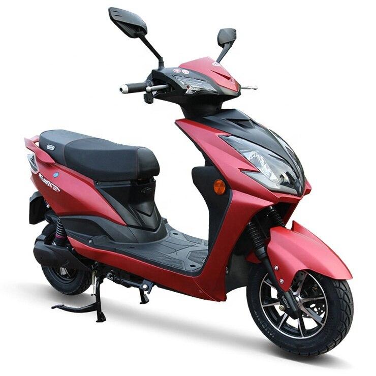 CE دراجات كهربائية قوية طويلة المدى سكوتر كهربائي للبالغين
