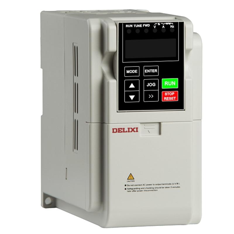 ديليكسي تردد العاكس 4KW التيار المتناوب 380 فولت 3 المرحلة المدخلات 3 المرحلة سرعة الانتاج تحكم 50 هرتز 60 هرتز الضوئية مضخة مياه VFD