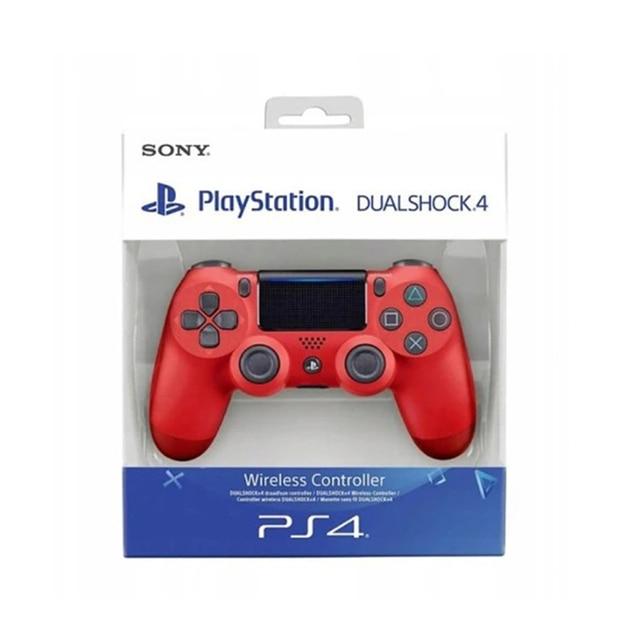 100% Original Sony PS4 joystick Bluetooth wireless gamepad controller PS4 gamepad controller wireless Bluetooth gamepad + box 2
