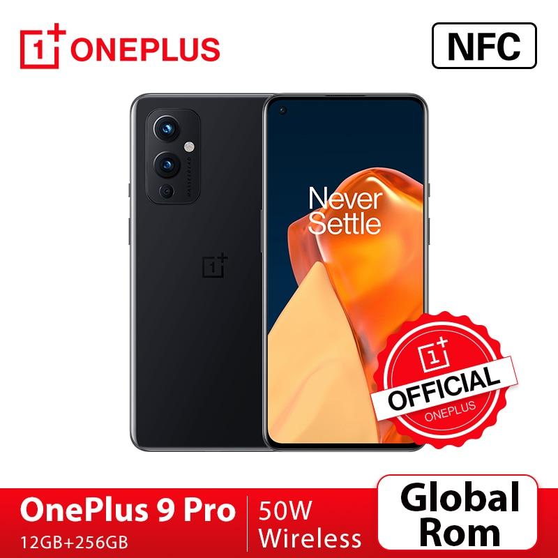 OnePlus 9 Pro 12GB 256GB Smartphone Snapdragon 888 5G 6.7'
