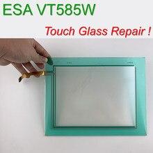 Verre décran tactile pour VT585WBPTET   Pour réparation de panneaux ESA HMI, en stock