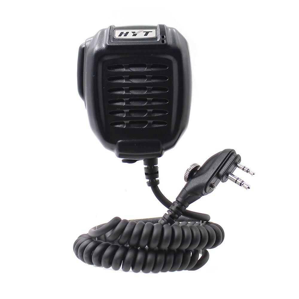 Original HYT micrófono portátil SM08M3 altavoz para Hytera TC-500 TC-600 TC-610 TC-620 TC-700 TC-580 TC-518 TC-618 transceptor