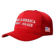New Baseball Hat Fashion Make America Great Again Hat Donald Trump 2020 Hat Cap Free Shipping Wholesale Drop Shipping #YL5