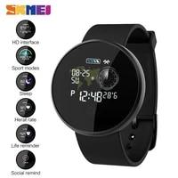 skmei waterproof digital wristwatch stopwatch calendar mens watch clock sport watches bluetooth compatible relogio masculino