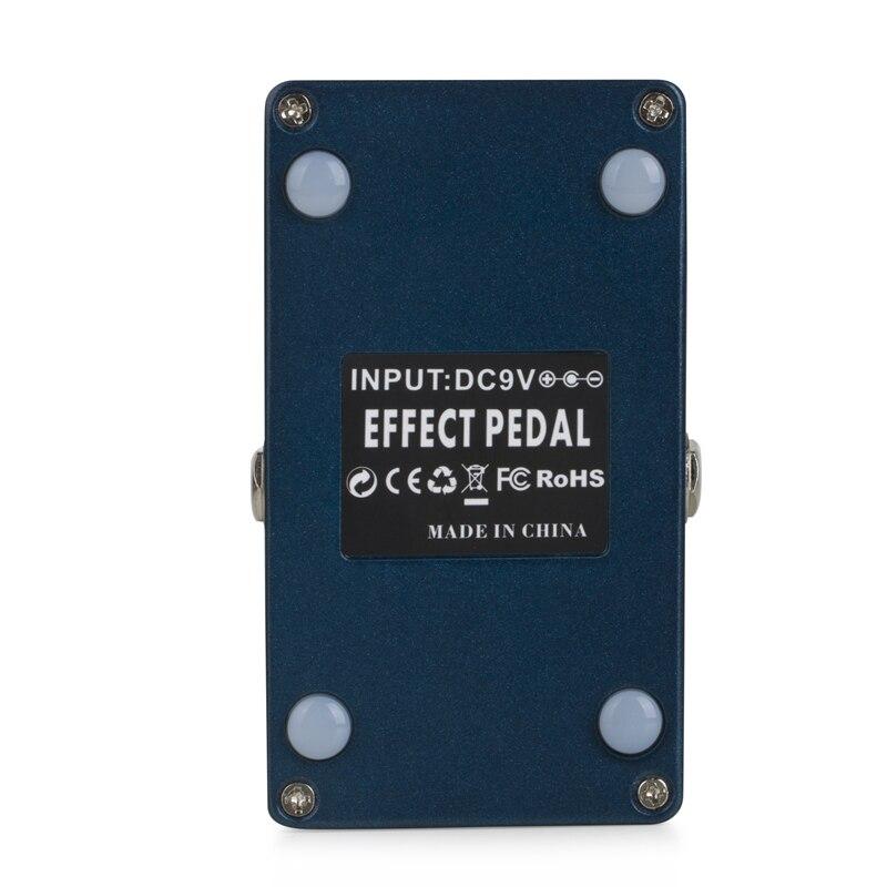 Caline CP-507 Mariana Modulated Reverb Digital Guitar Effect Pedal Guitar Accessories enlarge