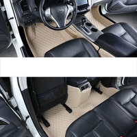 lsrtw2017 leather car interior floor mat for nissan teana altima 2008-2020 2019 2018 2017 2016 2015 2014 2013 2012 2011 L33 J32