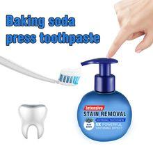 Dentifrice à la pâtisserie Soda   Dentifrice pour combattre les taches, dentifrice pour les gommes, dentifrice de style nouveau-zélande