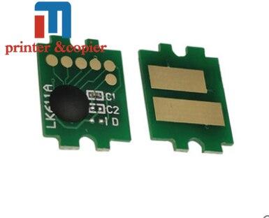 8 pces novo tk8115k tk8115c tk8115m tk8115y TK-8115 para kyocera ecoys m8130cidn m8124cidn cartucho redefinir chip