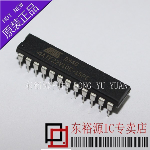 2 uds ATF22V10C-15PC ATF22V10C-15 DIP-24 nuevo y original