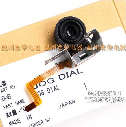 Piezas de reparación de cámara Jog Dial unidad Set Push Set botón Assy para Panasonic AG-UX180 AG-UX90 4K videocámara de mano