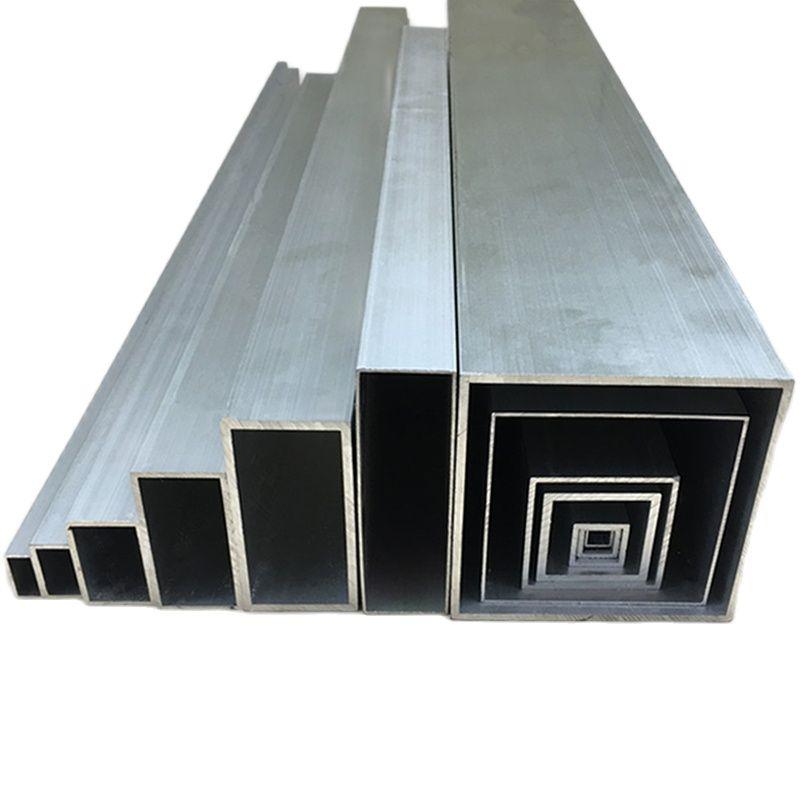 6063 Aluminum Rectangle Tube