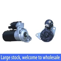 guarantee new starter 12v 1 8kw oem 0001125005 drs7000 97vw11000ba