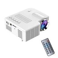 Mini projecteur LED Portable UC28 PRO HDMI pour Home cinema  AV VGA USB GK99