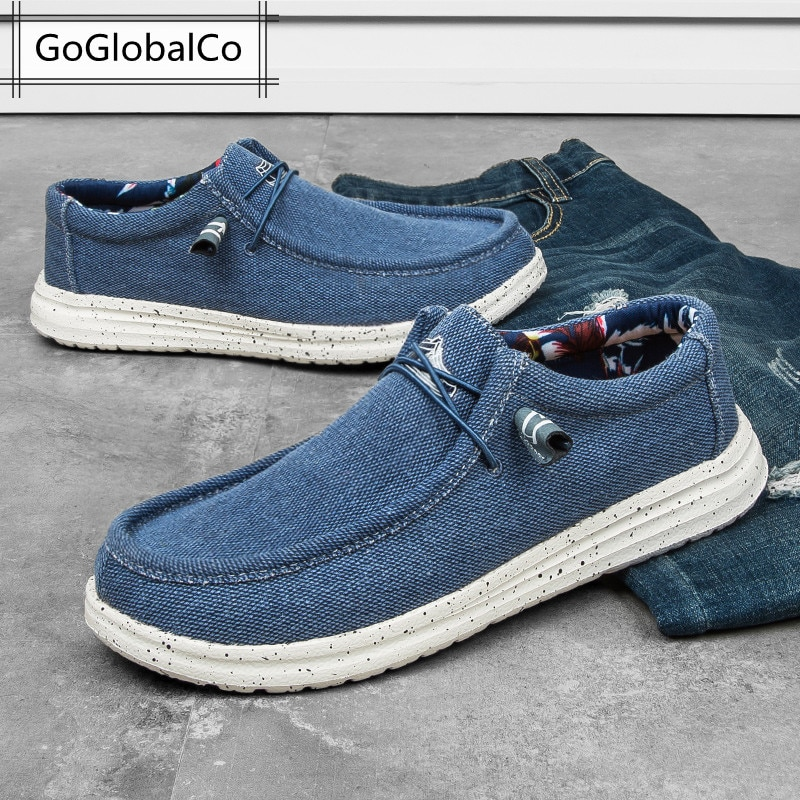 Shoes Men Original Four Seasons Fashion Casual Soft Breathable Beach Zapato Lightweight Slip-On Driving Loafers Big Size 46 A2