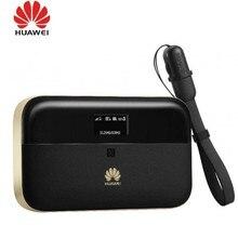 Nouveau huawei e5885 routeur 4g rj45 cat6 300Mbps 4g wifi hotspot poche wi-fi carte sim Ethernet 6400mAh E5885Ls-93a Mobile WiFi PRO