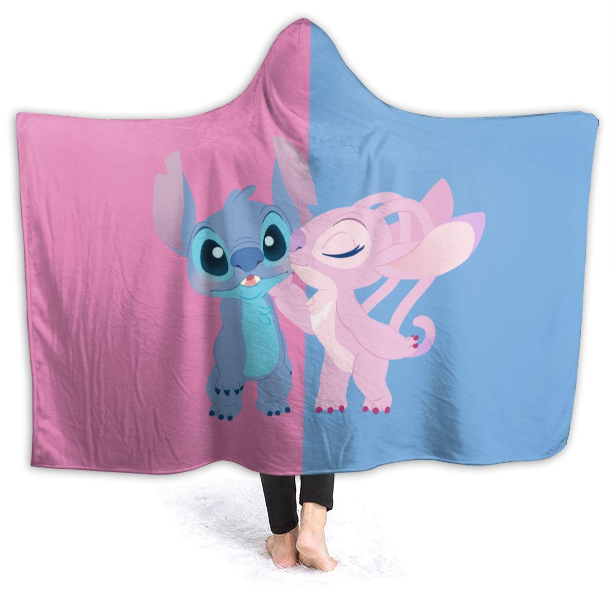 غرزة الفانيلا متعددة حجم مقنعين مكيف الهواء بطانية أربعة مواسم الدافئة بطانية أريكة/غرفة نوم