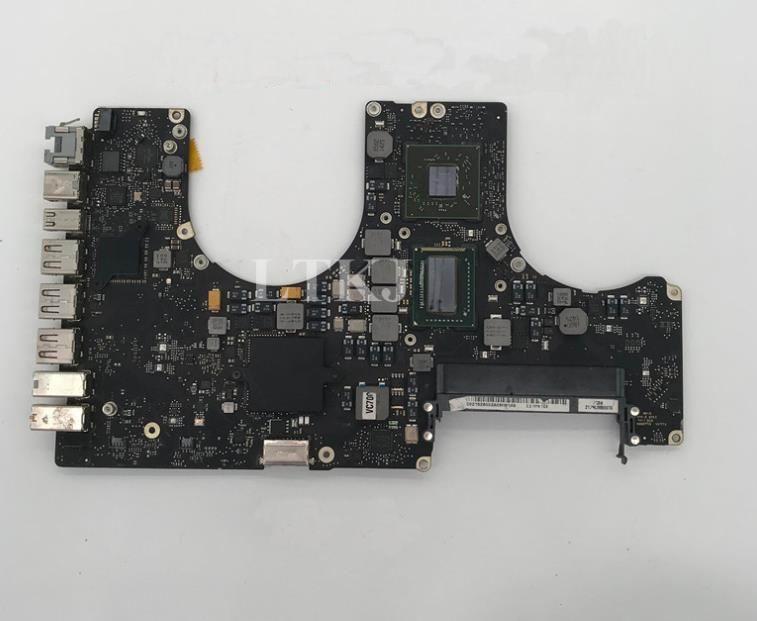 "A1297 placa base forMacBook Pro 17 ""2009"" 2010 A1297 Logic Board 2,53 GHz 820-2849-A 661-5472, 2011, 2,2 GHz 820-2914-B"