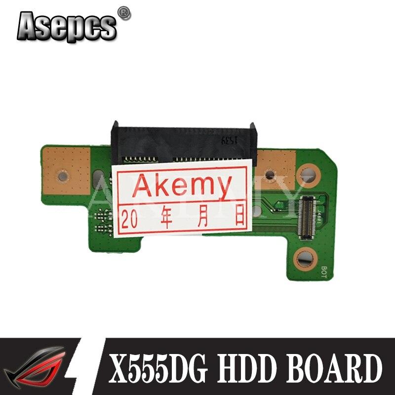 Asepcs original para For Asus X555DG serie HDD Placa de disco duro...