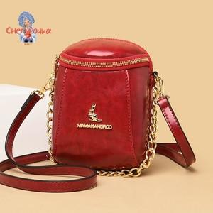 Red Shoulder Bag For Women 2021 Summer New Fashion Popular Crossbody Bag Pink White Solid Travel Bag Ladies Luxury Square Bag