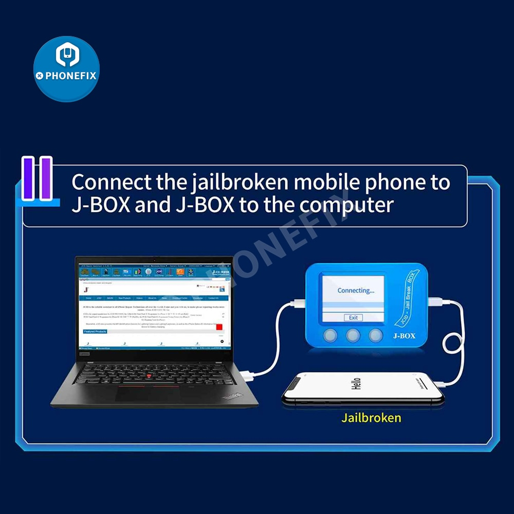 Review jc jbox jealbreak J-BOX for bypass ID Password On IOS Device  for iphone 11p 11promax  truetone repair without original screen
