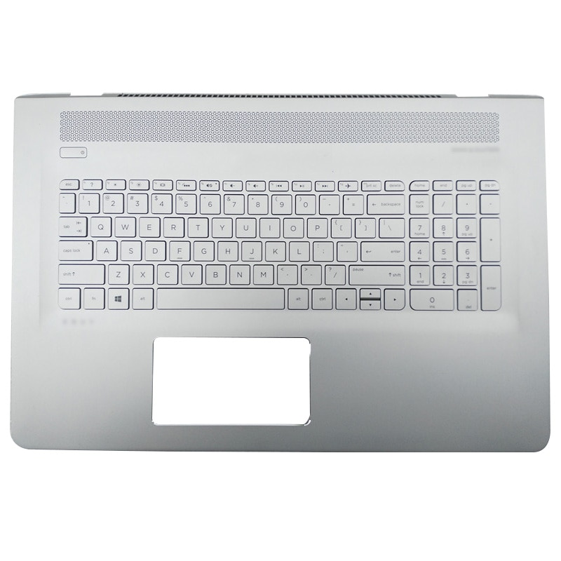 Ordenador portátil cubierta superior con reposamanos nos retroiluminación teclado para HP envidia X360 17-U 17T-U M7-U M7-U009DX 857839-001 6070B1018201
