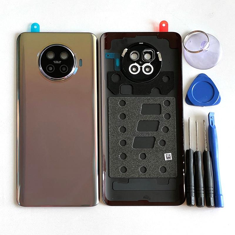 6.55 ''الأصلي ل Oppo Ace2 غطاء البطارية Carame إطار عدسة ملصق الإسكان ل Oppo Ace 2 PDHM00 الغطاء الخلفي