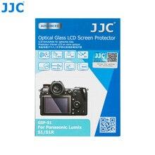 "Jjc GSP-S1 카메라 디스플레이 커버 파나소닉 루믹스 s1/s1r 용 0.01 ""초박형 광학 유리 lcd 화면 보호기"