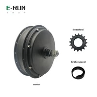 qs 205 50h v3 e bicycle spoke hub motor 72v 80kmh speed for electric bike with freewheel ce approved