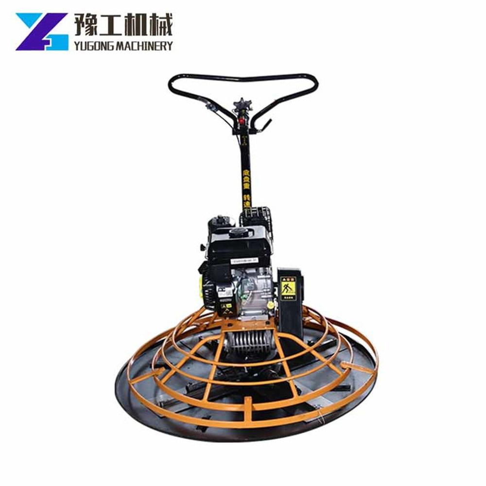 Diesel Hand Trowel Machine Floor Polishing Square Playground Ground Grinding Polishing Special Concrete Leveling Machine