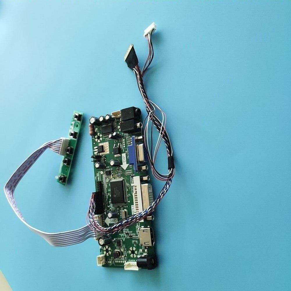 عدة ل LTN156AT17 لوحة عرض HDMI + DVI + VGA LCD LED 15.6