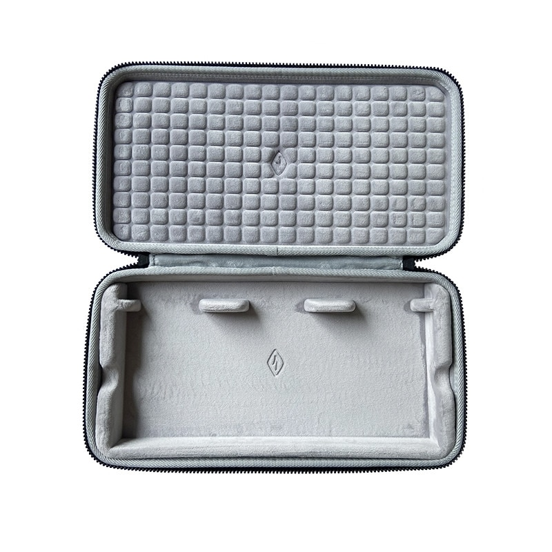 Hard Shell Carrying Case for AJAZZ K680T Wired Bluetooth Dual-mode Mechanical Keyboard Storage Box T