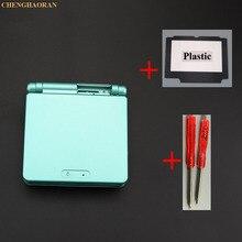 ChengHaoRan 1 verde carcasa de plástico caso de Shell para GBA SP edición limitada para Gameboy advance partes