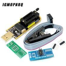 CH341A 24 25 Serie EEPROM Flash BIOS Programmatore USB Modulo + SOIC8 SOP8 Clip di Prova Per La EEPROM 93CXX / 25CXX / 24CXX