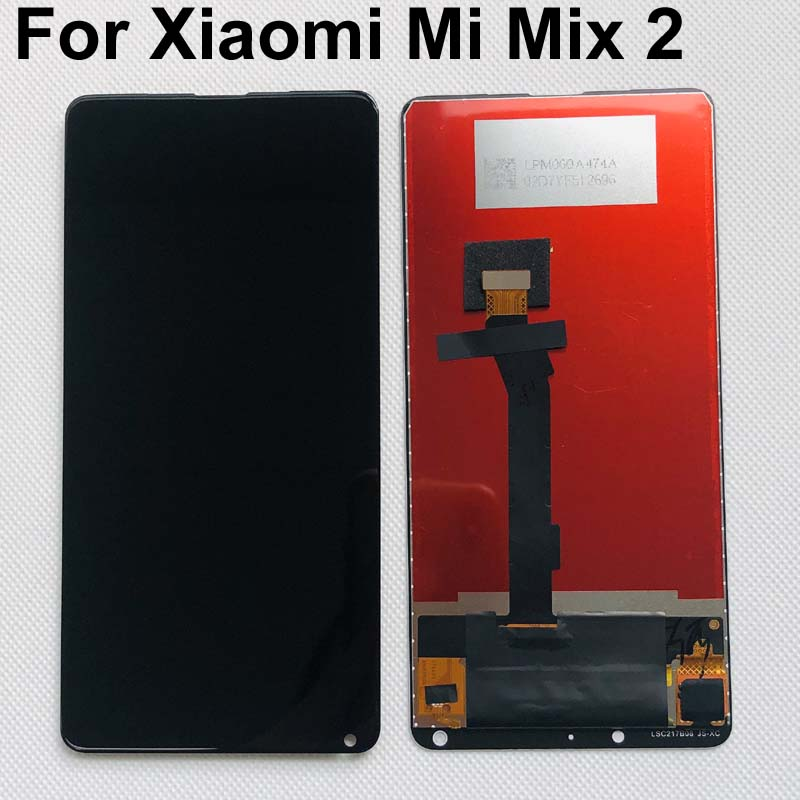 AAA Original para Xiaomi mi x2 LCD pantalla 10 Panel de pantalla táctil XAIO mi x 2 MDE5 LCD digitalizador reemplazo + herramientas
