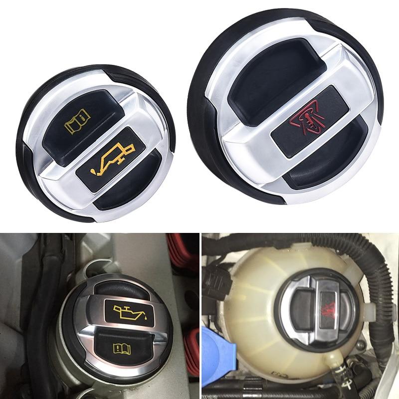 Tapa de tanque de expansión de aceite de coche SPEEDWOW para VW Scirocco Passat cc Golf GTI Golf R Tigan 420121321 420103485B piezas de coche