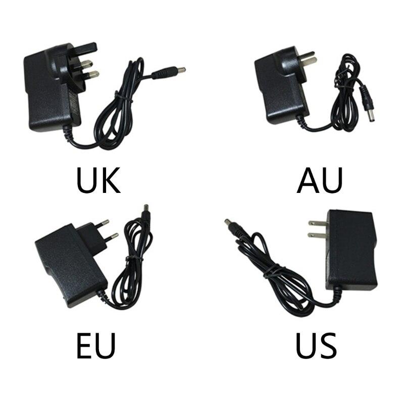 6V 1A 6W AC DC Power Supply Adapter Charger for HEM-7200 7051 7052 Blood Pressure Monitor US/UK/EU/AU Plug