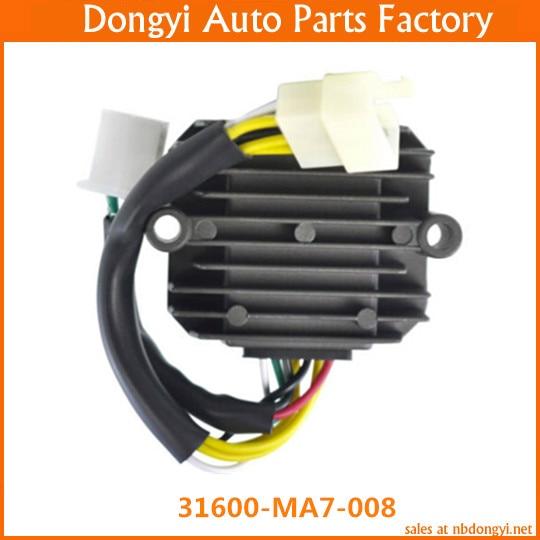 High Quality Voltage  Regulator for 31600-MA7-008  31600MA7008