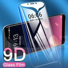 9D Protective Glass on For Meizu M8 M6 M5 Note 9 8 M8C M6S M6T M5S M5C V8 X8 C9 Pro Tempered Screen