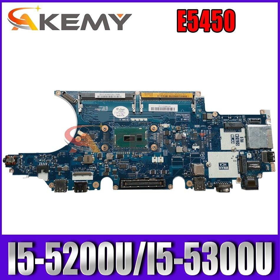 I5-5200U/I5-5300U لديل خط العرض E5450 اللوحة المحمول ZAM70 LA-A901P CN-0YNX9N YNX9N C7K68 DKNFC اللوحة 100% اختبار