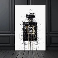 canvas hd prints pictures vogue perfume bottle modular nordic wall art paintings home decor posters for living room framework