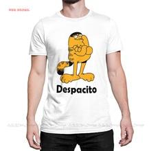 ตลก Odie การ์ตูน Jon Arlene Pooky 2021ใหม่มาถึงเสื้อ Despacito การออกแบบ Crewneck ฝ้ายผู้ชายผู้หญิง TShirt สำหรับผู้ใหญ่