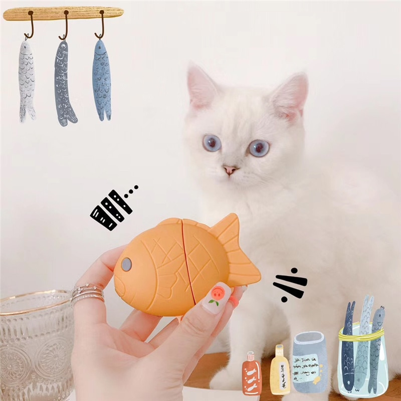 cute case for apple airpods case pink cartoon bluetooth earphone case for airpods 1 2 charging bags headphone soft case hooks For Airpods 1/2 Case,Cute Taiyaki Fish Case For Airpods Case Soft Silicone Earphone Headphone Cover For Apple Airpods Case