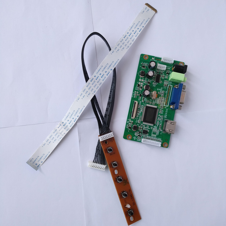 ل VVX10F087J00 1920X1080 لوحة الشاشة FFC LCD EDP LED تحكم لوحة للقيادة عدة 30pin