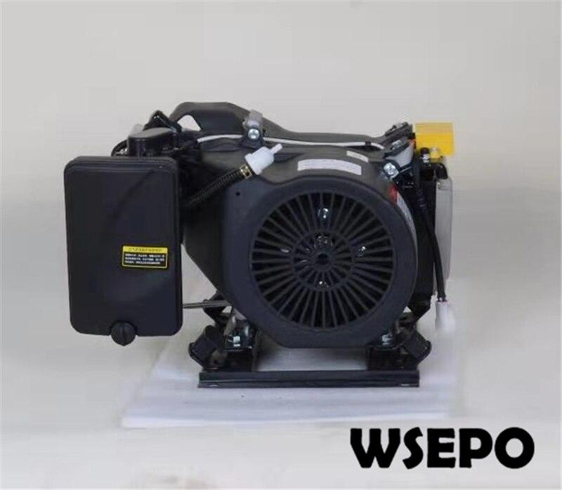 جديد نموذج WSE5000S 5KW المياه بارد 60/72V تلقائي/وقف الذكية الغاز DC بطارية شحن مولد تطبيق ل E-الدراجة/E-دراجة ثلاثية العجلات